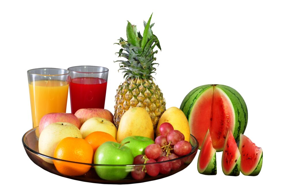Fruit Juice - Ingredients